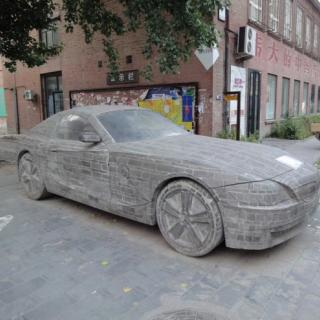 Bugatti Veyron i 24 karats guld