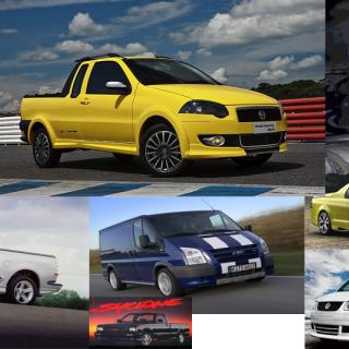 BMW M3 pickup officiell