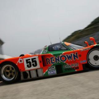 Mazda 787B på Le Mans: filmen