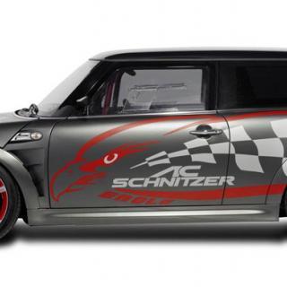 Minis snabbaste produktionsbil