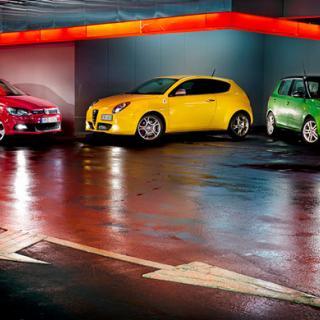 Alfa Rome Spider: Dyr design