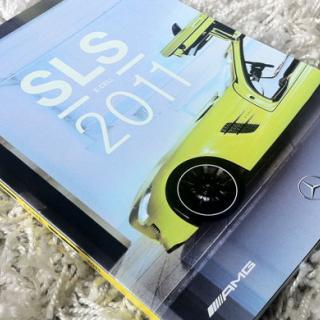 Nytt om SLS AMG GT