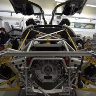 Hemma hos McLaren