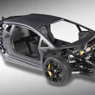 Stereotypisk Lamborghini-krasch