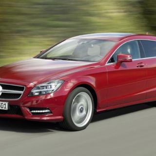 Mercedes-Benz SLS E-cell är här