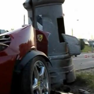 Ferrari California uppdateras