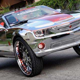 Officiell: Chevrolet Camaro ZL1 Cabriolet