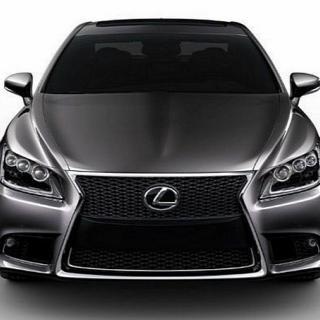 Lexus bygger Landaulet för prinsen