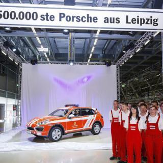 Porsche i Le Mans