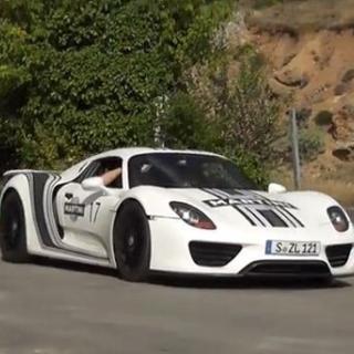 Porsche-museets hemligheter