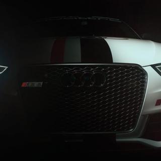 VIDEO: Vik en Audi A7 av papper