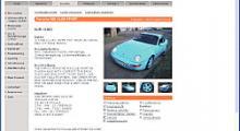 Annonsen hittades på den tyska sajten mobile.de.