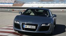 Som en av få svenska tidningar har Automobil provkört Audi R8, bland annat på racerslingan vid Las Vegas Motor Speedway.