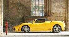 PROV: Ferrari F430 Spider