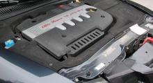 Multijetdieseln 1,9 JTD 16V ger 150 hk vid 4 000 r/min och ett maximalt vridmoment av 305 Nm vid 2 000 r/min.