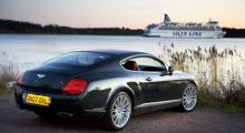 PROV: Bentley Continental GT Speed
