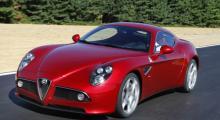 PROV: Alfa Romeo 8C Competizione