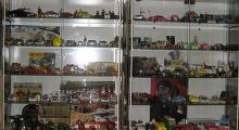 HOBBYRUM DE LUXE: 3000 MODELLBILAR!