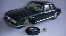 Alfa Romeo 2600 Sprint 1962 (Togi). Skala 1:24.