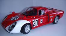 Alfa Romeo 33-2 Daytona (Ricko). Skala 1:18.
