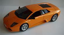 Lamborghini Murciélago (Maisto). Skala 1:18.