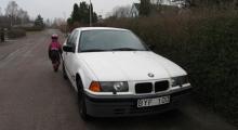 Oskuldsfullt vit men med ett förvånansvärt gott gry ut bara 1,6 liter och 100 hk.