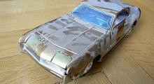 Lennart Backlund växte upp i en Oldsmobile Toronado. Han nötte även föräldraparketten med en Oldsmobile Toronado.
