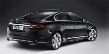 Jaguar XFR får 510 hästar