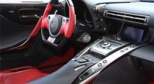 Lexus LFA till kunder i januari 2011. Worth waiting for.
