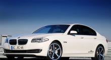 AC Schnitzer har gett sig på nya BMW 5
