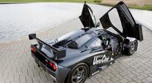 Bilen som vann Le Mans 1995 är fortfarande kvar i McLarens ägo. Vi skrev om den i Automobil 4.10.