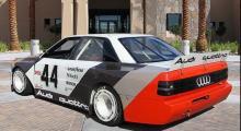 Bilen som tidigare körts av Hurley Haywood finns tillgänglig.