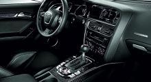 Audi RS5 bansmiskare och GT