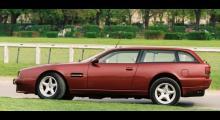 Samma tema: Aston Martin Virage Shooting Brake.
