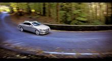 Nya CLS har fått kraftfulla linjer med en hel del nyskapande känsla, samtidigt är den omisskännligen en Mercedes-Benz.