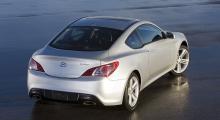 Hyundai Genesis Coupé i Sverige