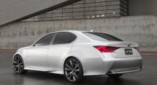 Lexus LF- Gh Concept