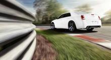 Chrysler 300 SRT8: muskelmaskin