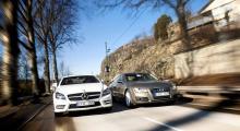 Vill du se mer av A7 Sportback? Köp Automobil 5.11 där bilen går en duell mot Mercedes CLS.