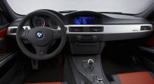 Lätta BMW M3 CRT blir udda