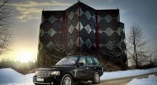 Range Rover TDV8: Välstånden
