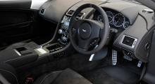 Aston Martin låter sina fans välja hur jubileumsbilen ska se ut till exempel genom att hålla omröstningar om materialval till interiören.