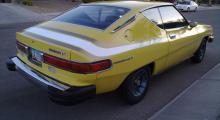 Kanske kan vi rentav hoppas på en Datsun Silvia 200SX från 1978?