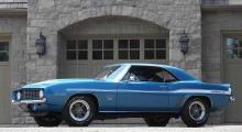 Custom: 1969 Chevrolet Camaro COPO 427 Yenko