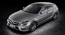 Mercedes CLS Shooting Brake officiell