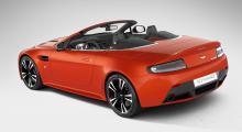 Officiell: Aston Martin V12 Vantage Roadster