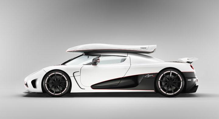 Bildspel Koenigsegg Agera R