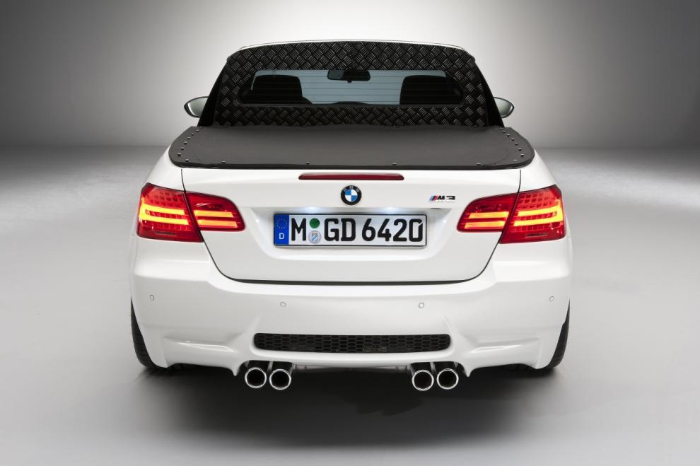 Bildspel BMW M3 Pickup
