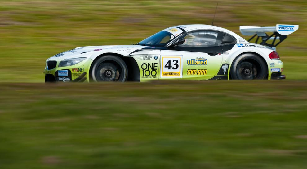 BMW Z4 GT3, vem skulle inte vilja ha en sån?