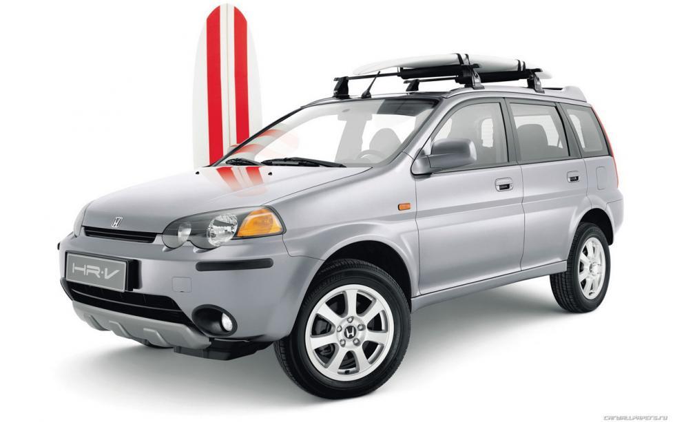 Lista 10 bilar utan eftertr dare automobil for Honda hrv 2010